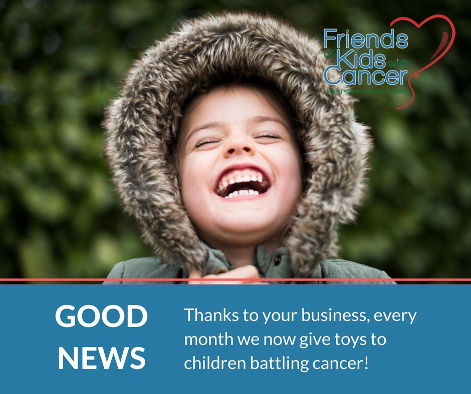 Friends of Kids w Cancer